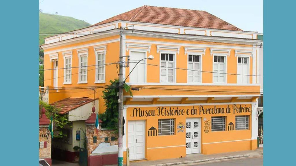 foto de Em fevereiro, Museus de Pedreira receberam turistas internacionais