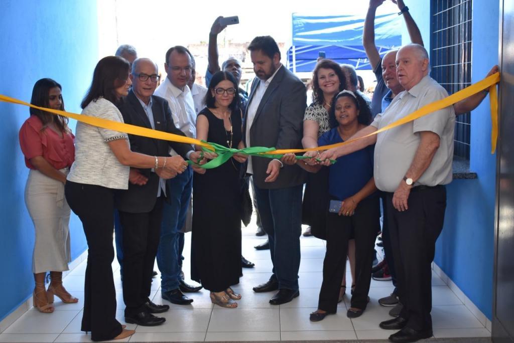 foto de Creche Escola inaugurada no Jardim Silvestre IV