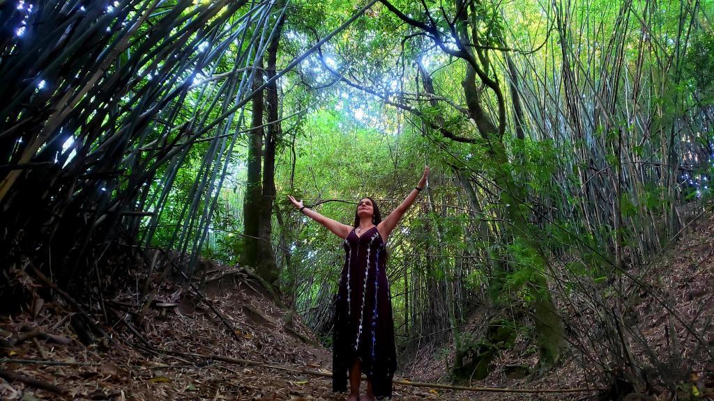 foto de Lyra Grazie lança CD 'Ancient Spirit' na próxima sexta-feira