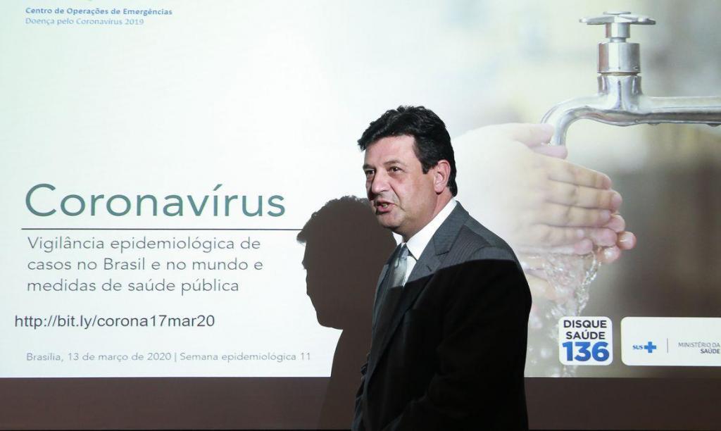 foto de Número de casos de coronavírus confirmados no Brasil sobe para 291