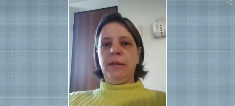 foto de No epicentro do coronavírus, mulher grava vídeo com recado aos brasileiros: \\\'Façam as coisas certas\\\'
