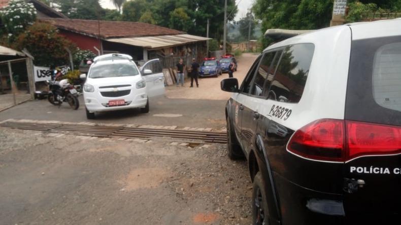 foto de Mulher morre com machadada na cabeça em Jaguariúna
