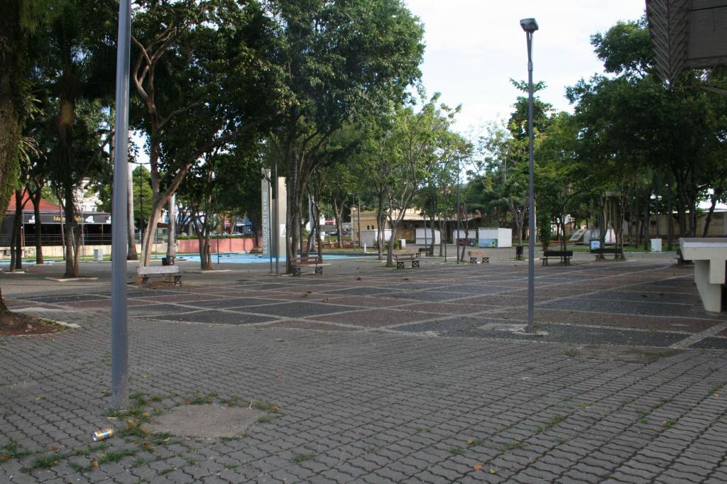 foto de Depois do decreto Amparo vira uma cidade fantasma