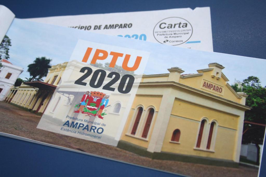 foto de Jacob assinou decreto que prorroga pagamento da parcela única do IPTU para 30 de março