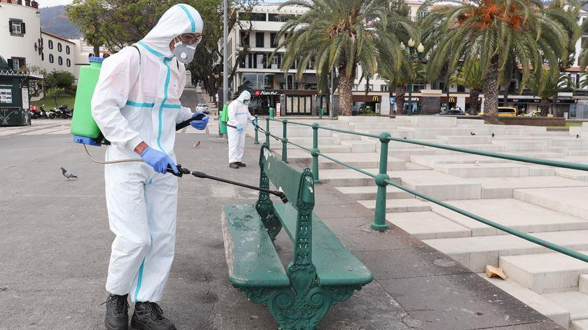 foto de Prefeitura de Amparo vai realizar higienização das ruas