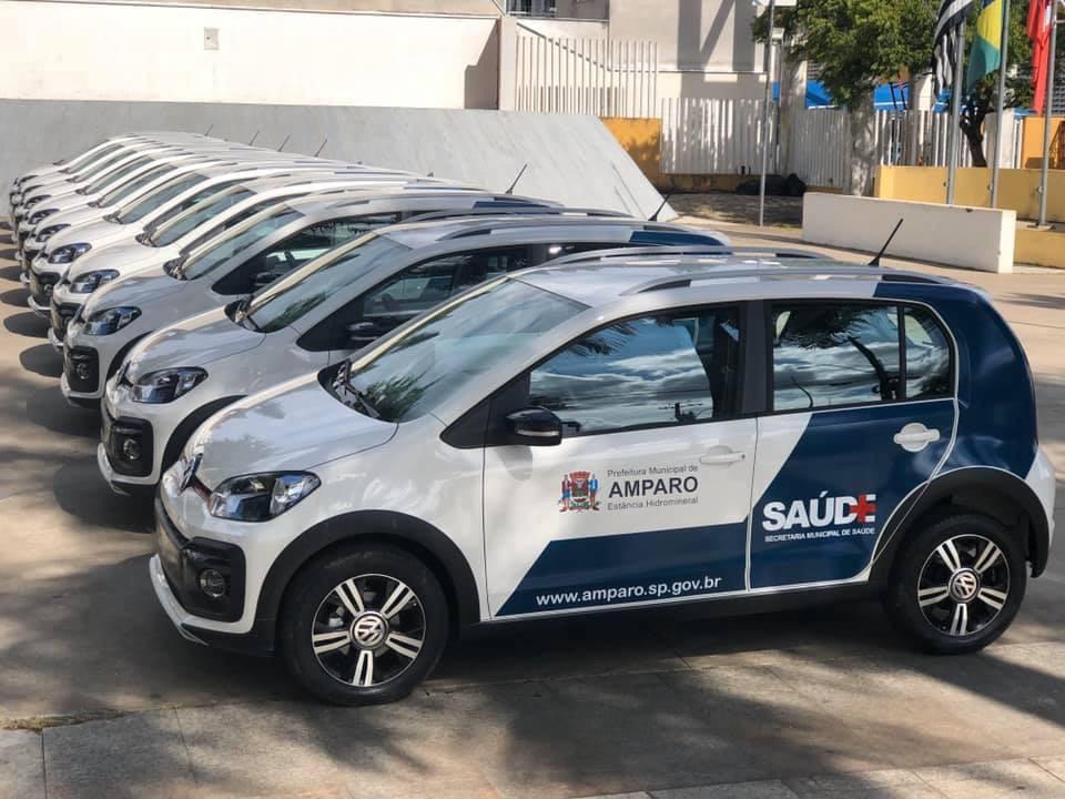 foto de Prefeitura de Amparo comprou 10 novos carros