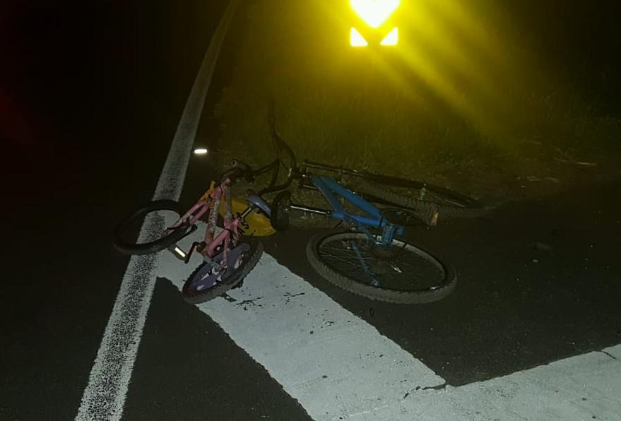 foto de Menina de cinco anos morre atropelada na Rodovia João Beira
