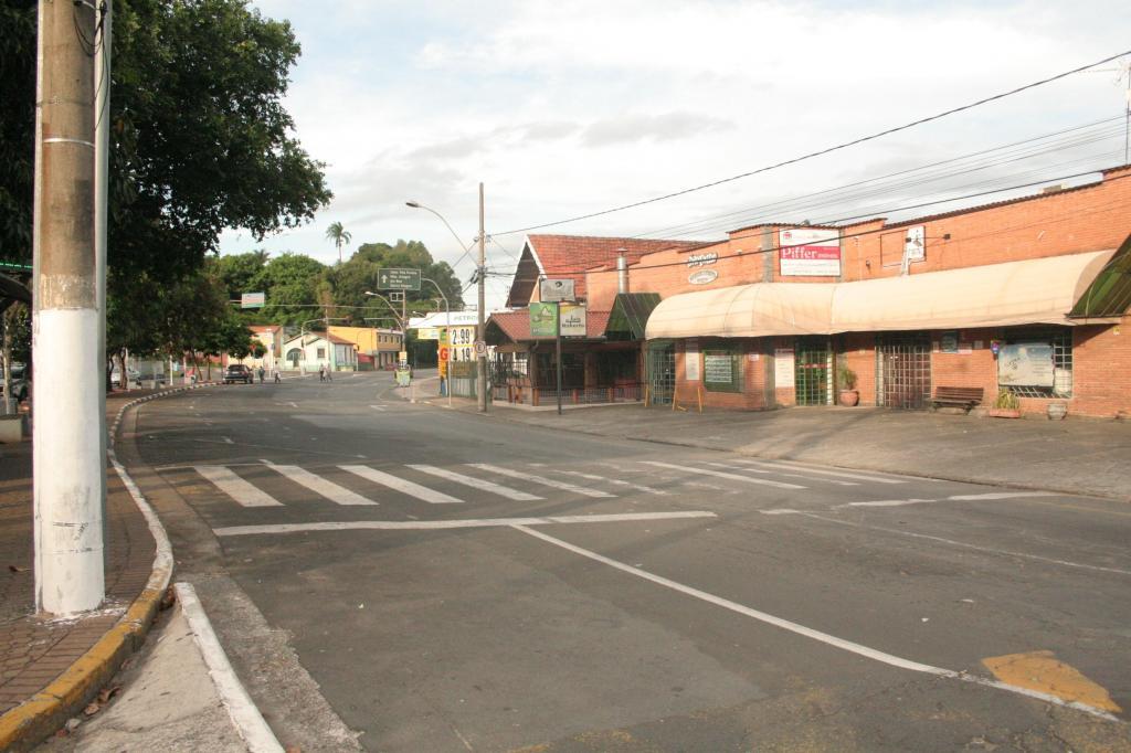 foto de Melhor resultado do isolamento social em Amparo foi registrado na Sexta-Feira Santa