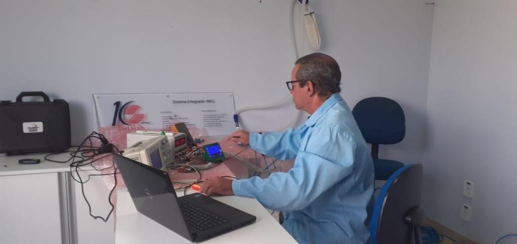 foto de Em Morungaba: Laboratório desenvolve tecnologia para respiradores artificiais