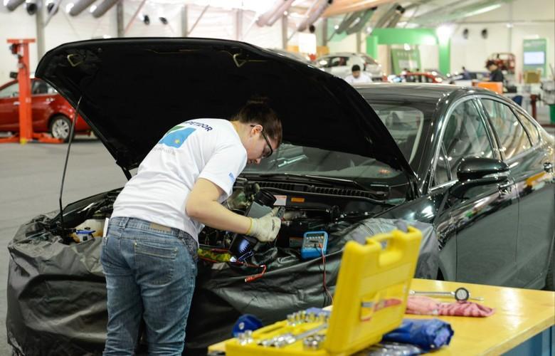 foto de Da bateria aos pneus, SENAI dá dicas de como cuidar dos veículos no período de isolamento social