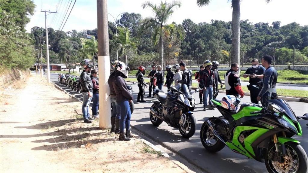 foto de Serra Negra proíbe o estacionamento de motos de outros municípios durante a quarentena