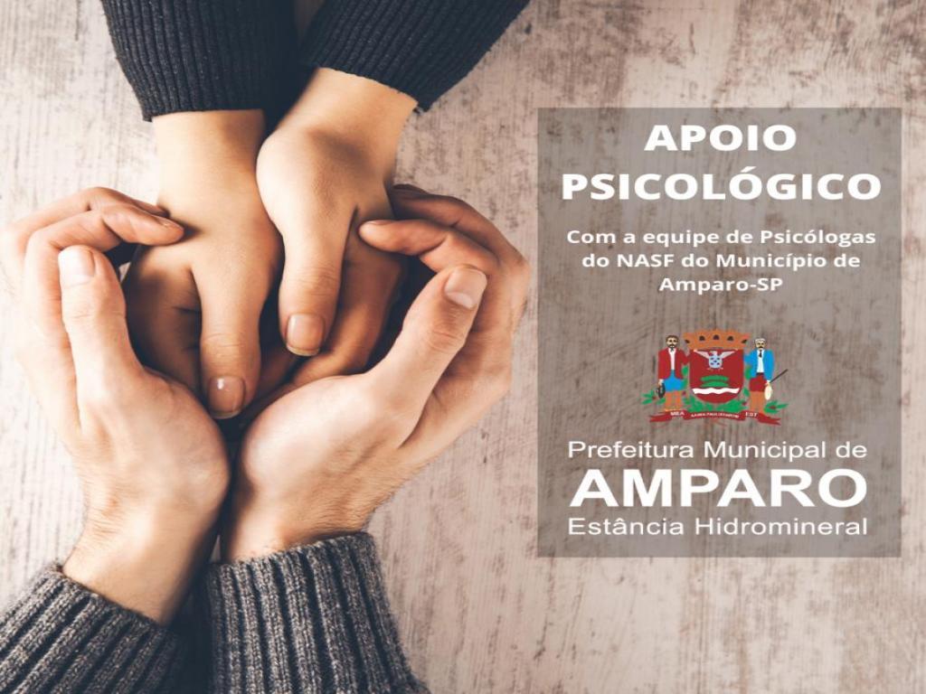 "foto de Projeto ""Apoio Psicológico"" oferece suporte emocional durante pandemia"