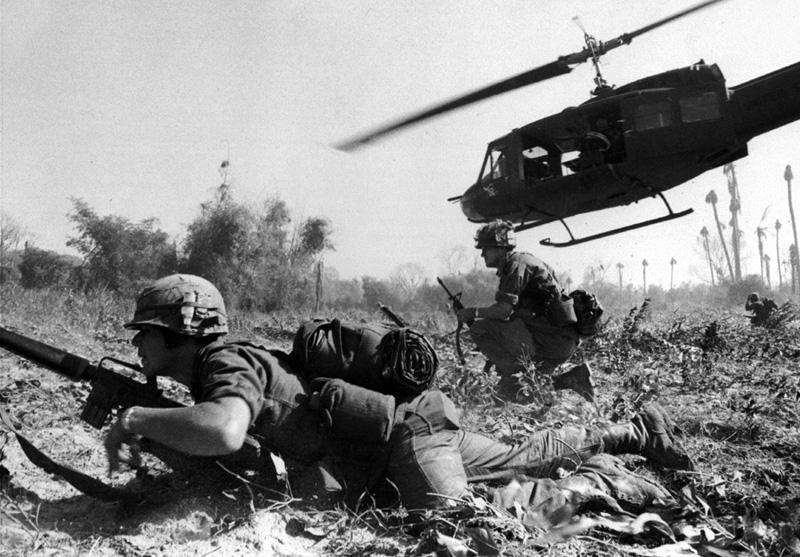 foto de Fim da Guerra do Vietnã completa hoje 45 anos
