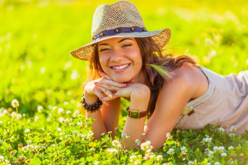 foto de Ter atitudes positivas e viver de bem com a vida é essencial