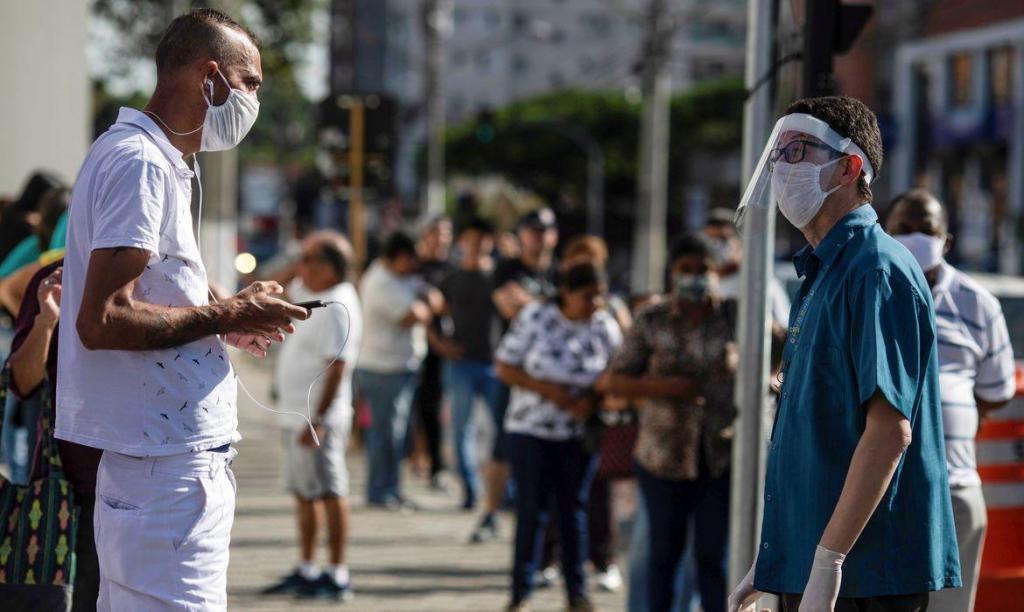 foto de Covid-19: Brasil tem 78.162 casos; 44% dos pacientes estão curados