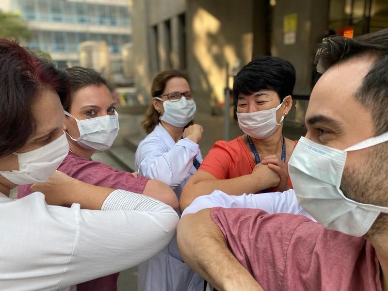 foto de Governo de SP determina uso obrigatório de máscaras em todo o estado