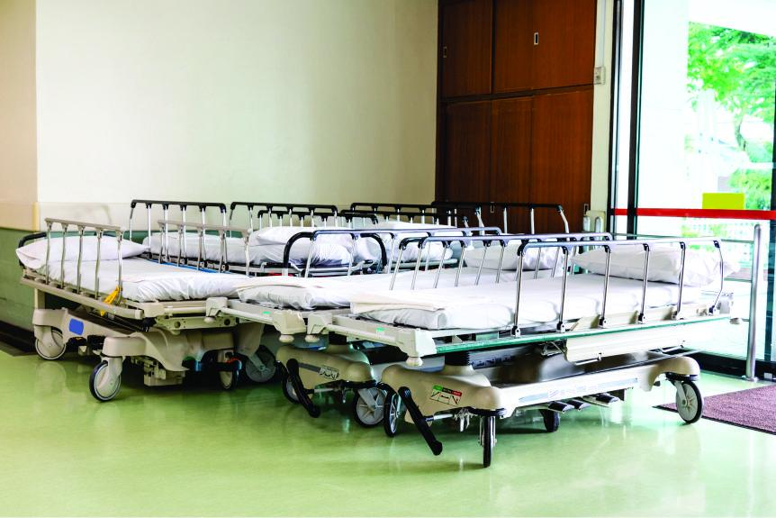 foto de Hospital Humberto Piva de Pedreira recebe 28 novos leitos