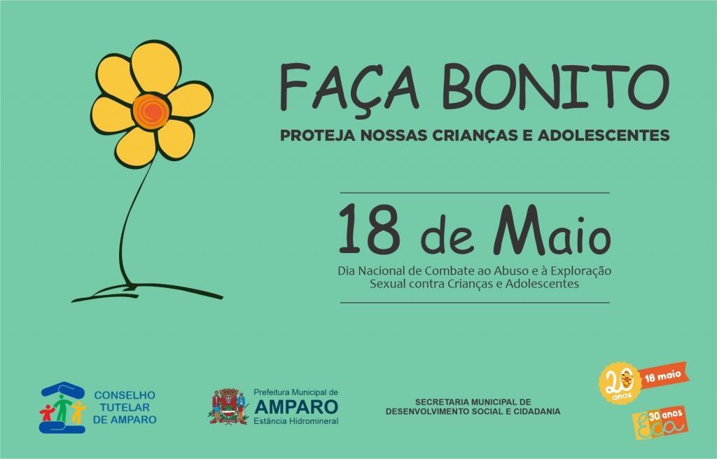 foto de 18 de maio é dia Nacional do Combate ao Abuso e à Exploração Sexual de Crianças e Adolescentes