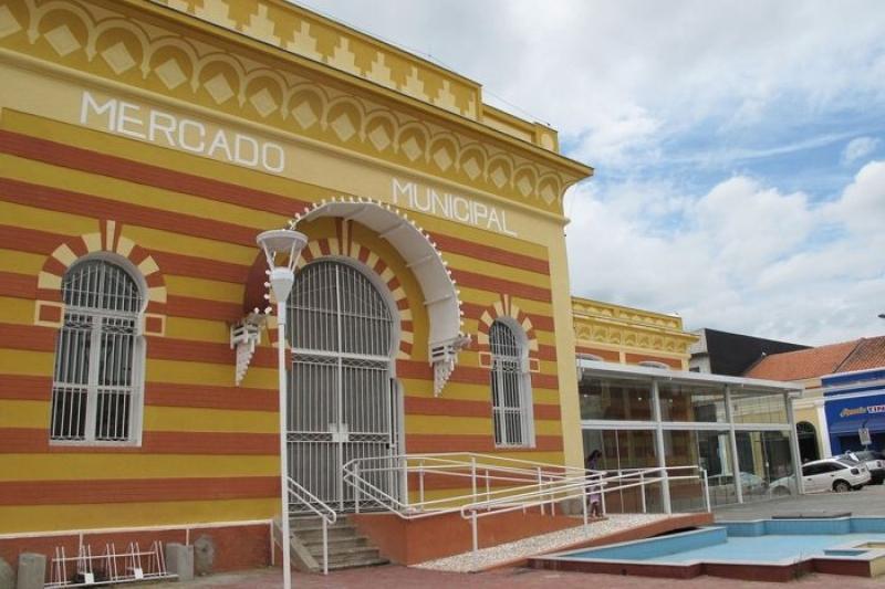 foto de Prefeitura de Amparo abre concorrência pública para concessão de espaços do Mercado Municipal