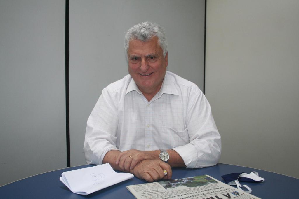 foto de Mario Auler deixa a Prefeitura de Amparo para disputar a eleição deste ano