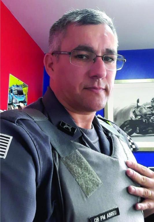 foto de Policial Militar de Amparo recebe Láurea de Mérito Pessoal