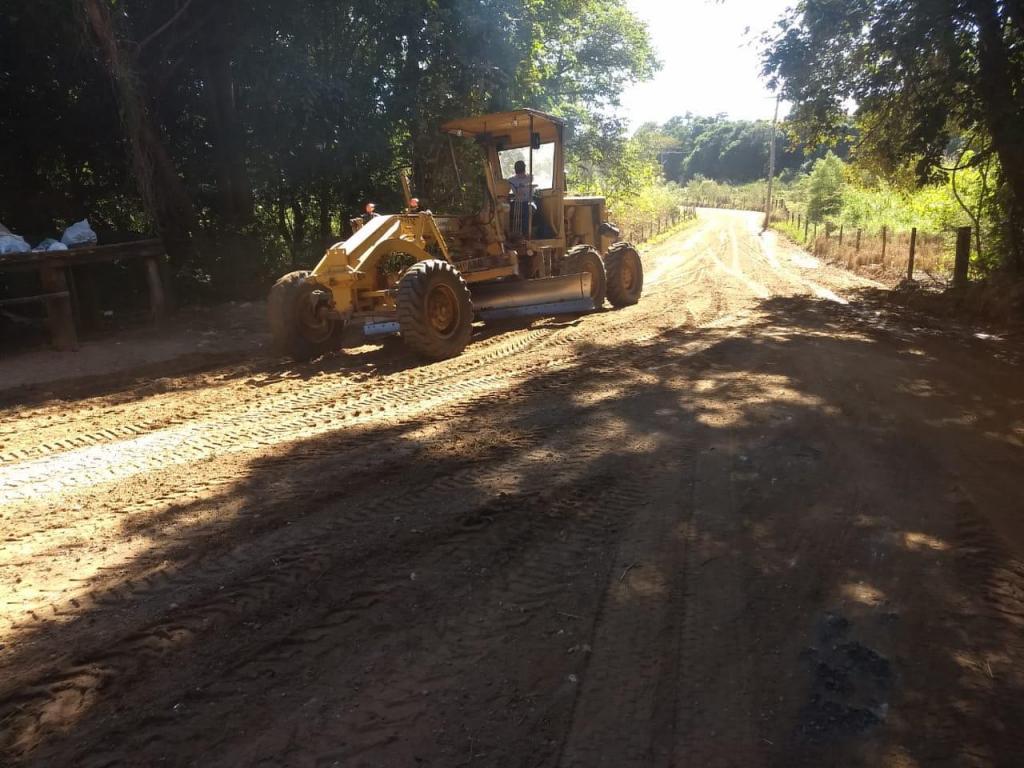 foto de Brumado recebe manutenção e melhorias nas estradas rurais