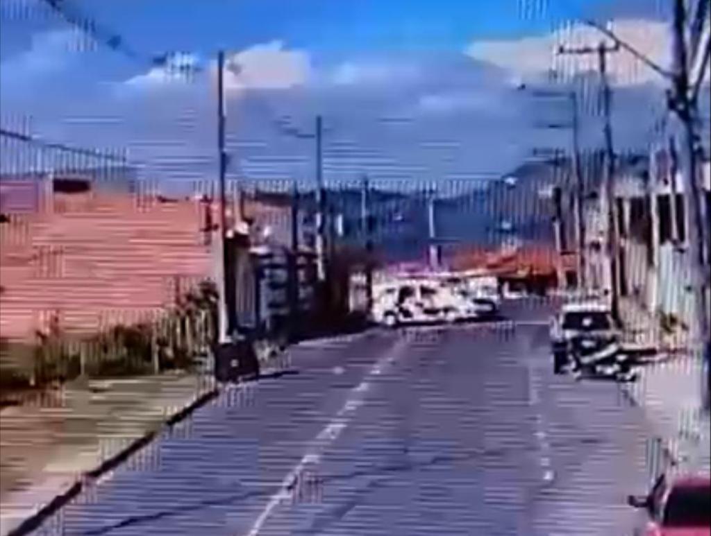 foto de Imagens de câmeras de segurança apontam nova versão para acidente que atropelou menino de oito anos no Jardim Camanducaia