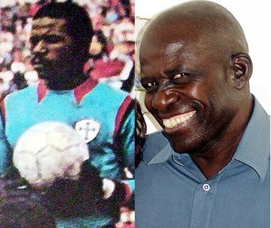foto de Treze anos sem o goleiro Orlando Gato Preto