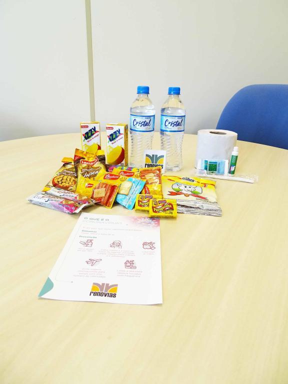 foto de Em três meses, 50 mil kits de alimentação  e de higiene são distribuídos na SP-340 (Campinas-Jaguariúna)