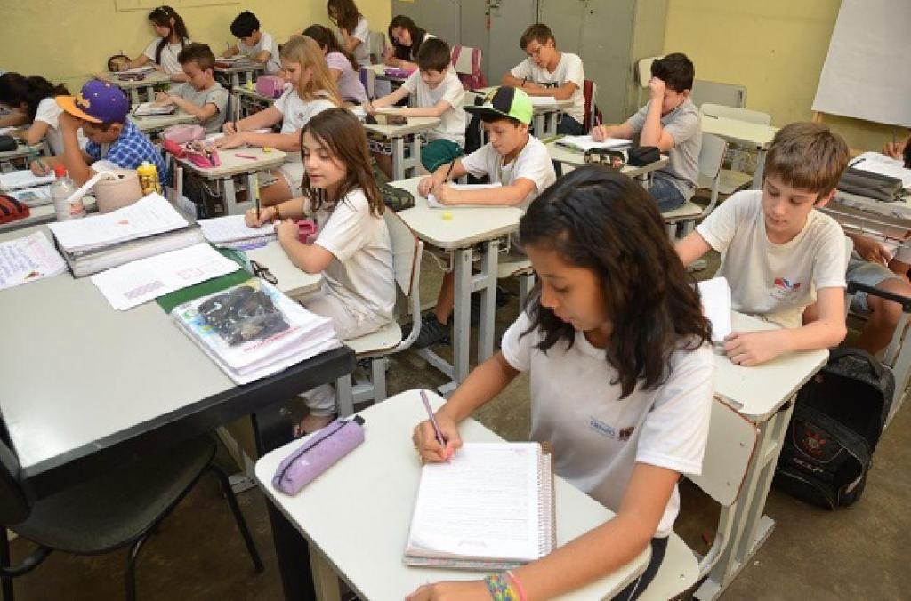 foto de Amparo está inclusa em hall de redes municipais de ensino de Educação de Qualidade