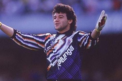 foto de Ronaldo Giovanelli, uma história no Corinthians