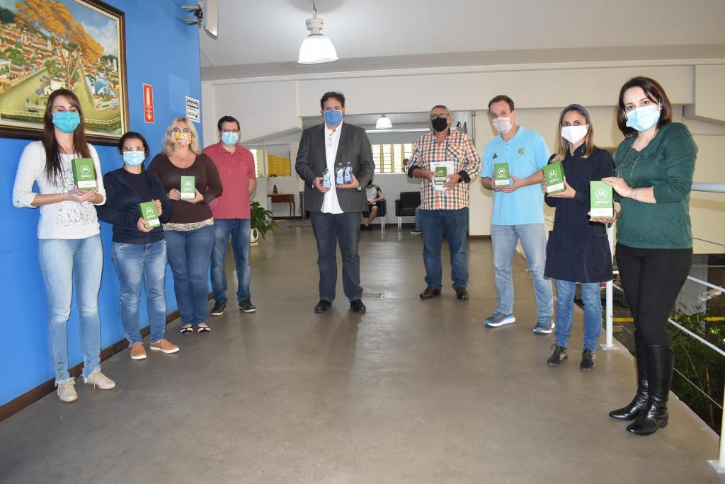 foto de Serviços do Desenvolvimento Social atendem a população através de aplicativos