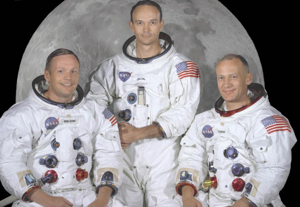 foto de Há 51 anos o homem chegava a Lua