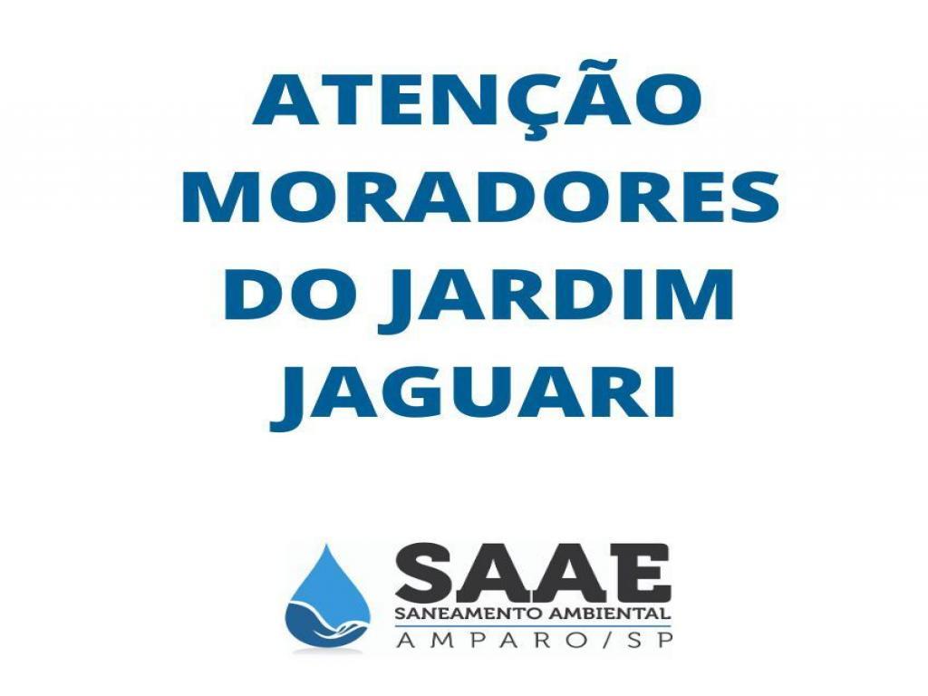 foto de Jaguari contará com rede de abastecimento de água a partir de setembro