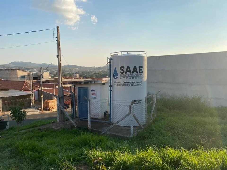 foto de SAAE instala novos reservatórios no Santa Maria do Amparo e distrito de Arcadas