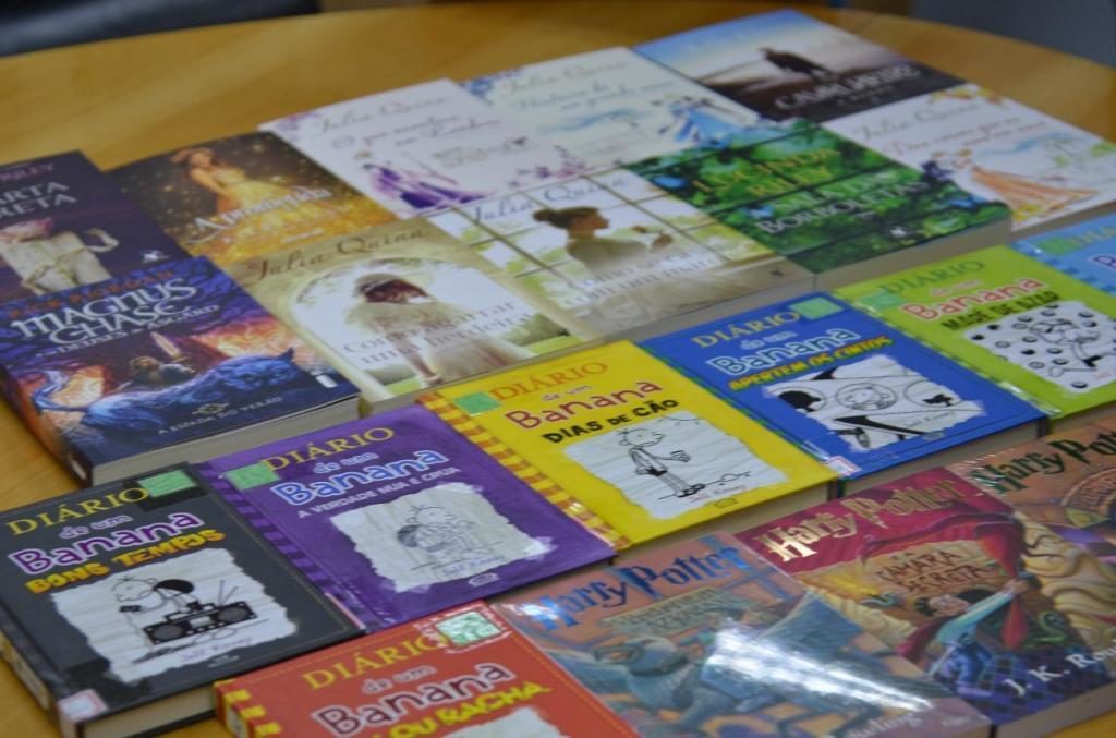 foto de Leitura em Casa já entregou 400 livros no primeiro mês de delivery