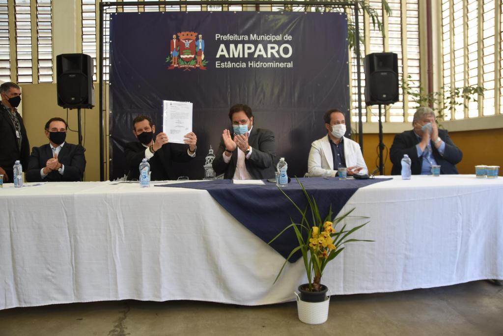 foto de DAAE afirma que obras da Barragem de Amparo começam em agosto