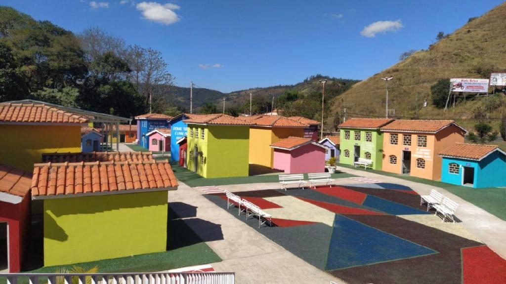 """foto de Monte Alegre do Sul dá vida ao Projeto """"Cidade das Artes"""""""