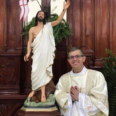 foto de Diácono Sandro Chieratto fala da experiência de seu diaconato