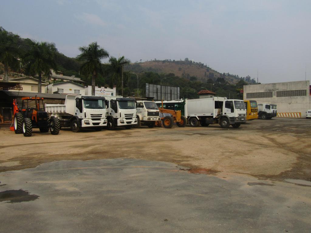 foto de Garagem Municipal da Prefeitura de Serra Negra receberá melhorias