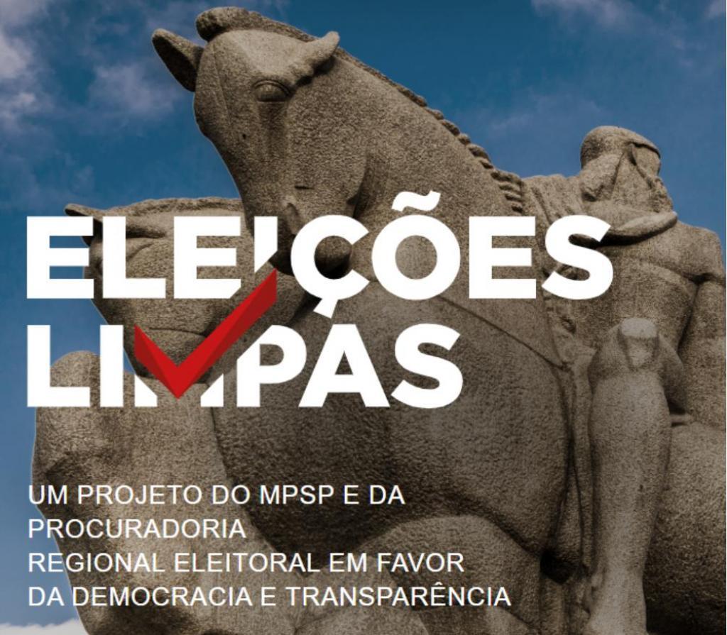 foto de Portal Eleições Limpas 2020 já está aberto para o público