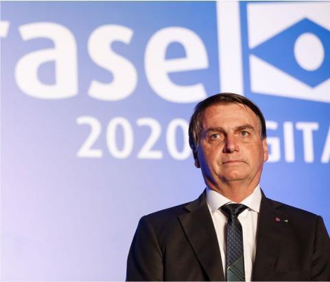 foto de Petição online pede retirada de projeto que conceder título de cidadão amparense a Bolsonaro