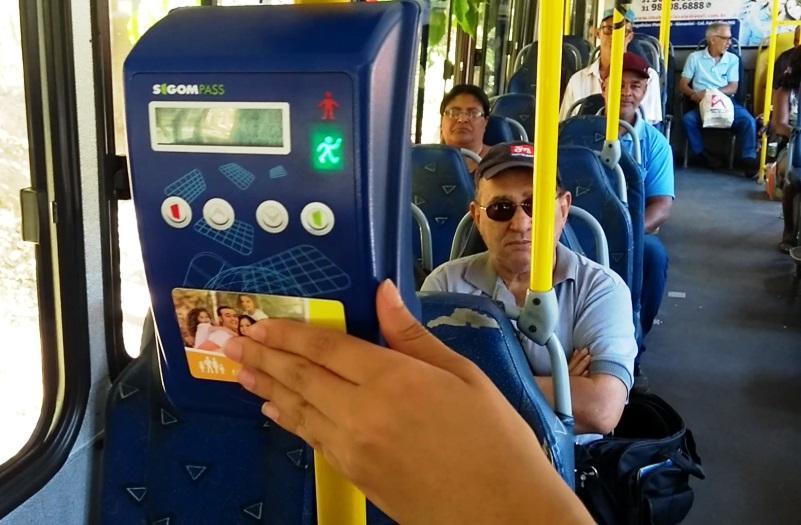 foto de Jacob propõe criar bilhete eletrônico no transporte público