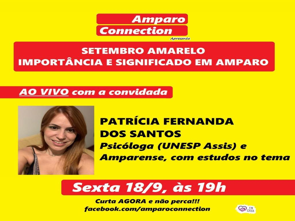 foto de Amparo Connection debate sobre Setembro Amarelo