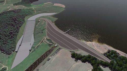 foto de Justiça determina paralisação imediata das obras da Barragem de Amparo