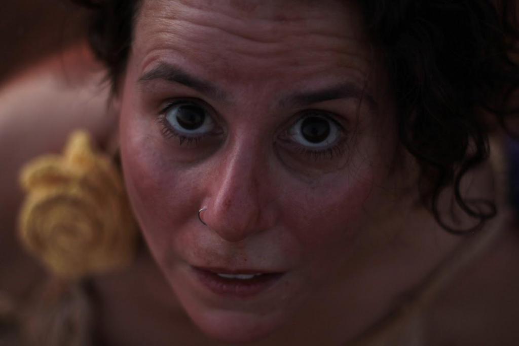 foto de #ellaumamulhersingular filme inédito de Geórgia Palomino  estreia hoje com transmissão pelas redes sociais