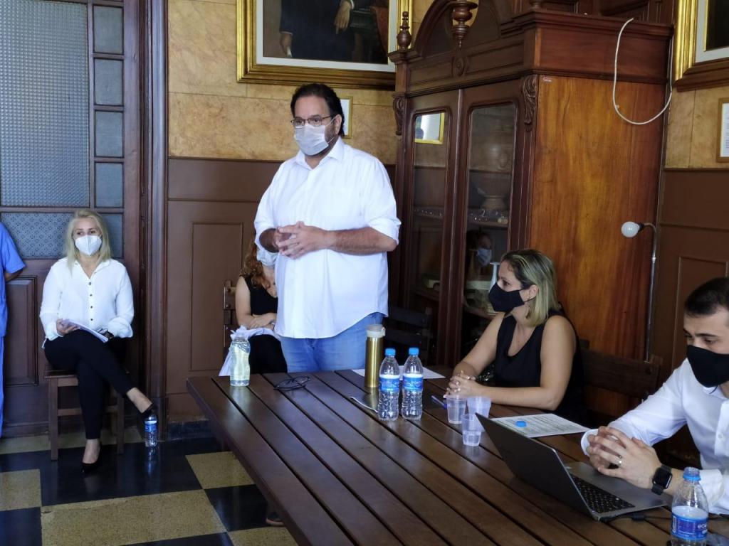 foto de Assembleia Geral elege nova diretoria da Santa Casa Anna Cintra