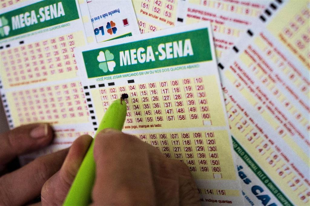foto de Mega-Sena sorteia R$ 4 milhões nesta quarta-feira (06/01)