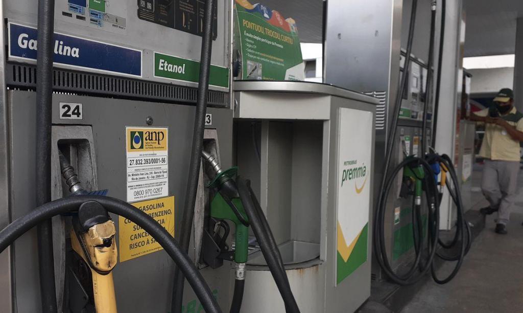 foto de Governo envia projeto que altera cobrança de ICMS sobre combustíveis