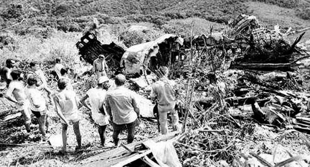 foto de Pior acidente aéreo da região vai completar 60 anos